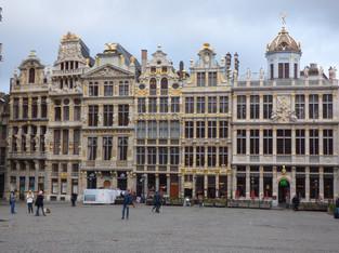 Grand-Place de Bruxelles, visite guidée privée avec Vincent Beckers