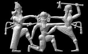 gilgamesh combat houmbaba mythologie