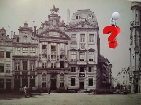 Grand-Place, maison de l'Etoile ... mystérieuse !