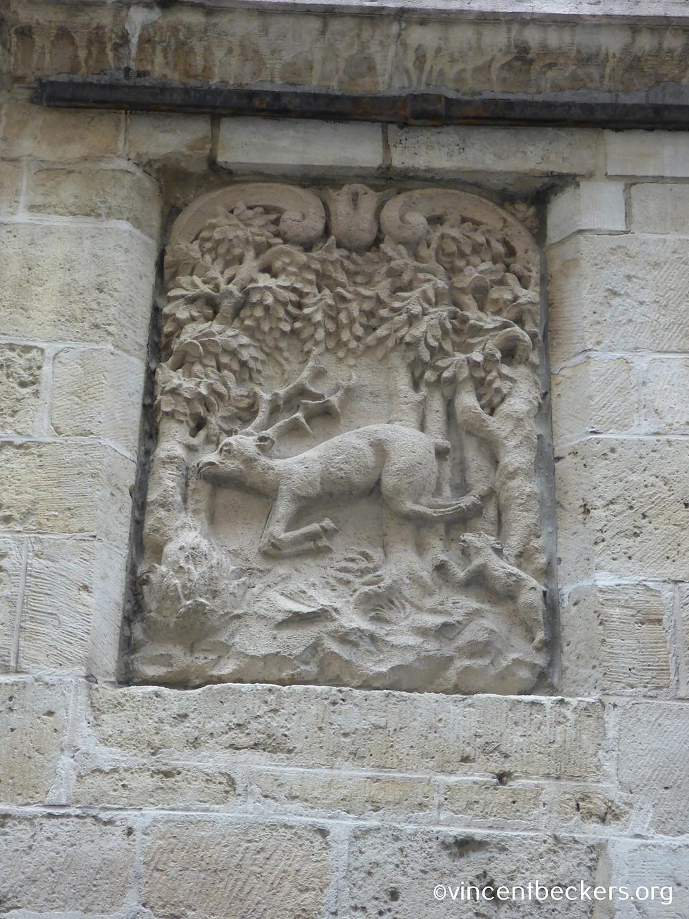 cerf-volant, maison du Cerf, Grand-Place de Bruxelles, visite guidée Grand-Place de Bruxelles, Vincent Beckers