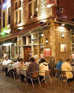 Vincent Beckers, visite guidée Bruxelles, manger à Bruxelles
