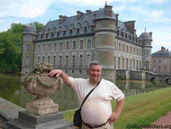 Vincent Beckers, guide touristique,Beloeil, visite Beloeil, wallonie tourisme