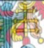 ésotérisme cartes tarot pape maison dieu vincent beckers