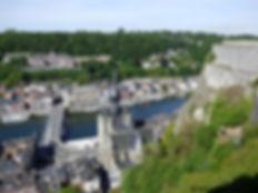 Dinant, visite Wallonie, Wallonie tourisme, visite guidée Dinant,Vincent Beckers, guide touristique