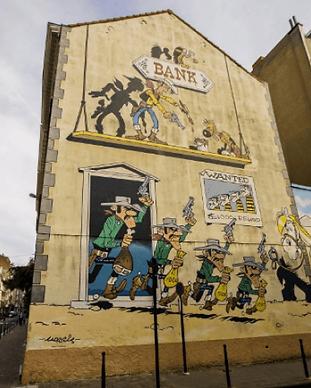 Vincent Beckers, visite guidée Bruxelles, Bruxelles bandes dessinées