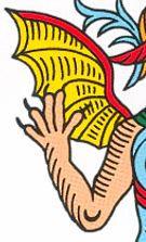 carte diable tarot psychologique main vincent beckers