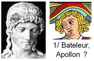 De la symbolique des cheveux et du couvre-chef du Bateleur