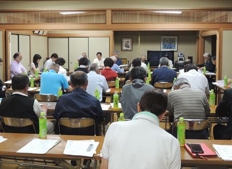 大沢町地域事務局全体会 開催