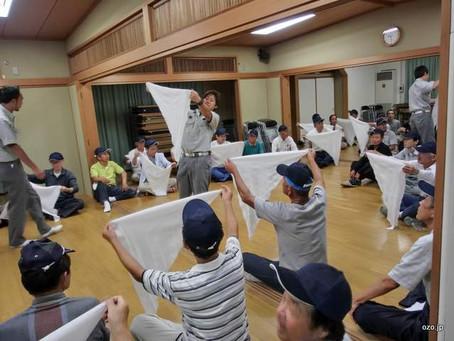 消防・防災コミュニティ 合同消防訓練