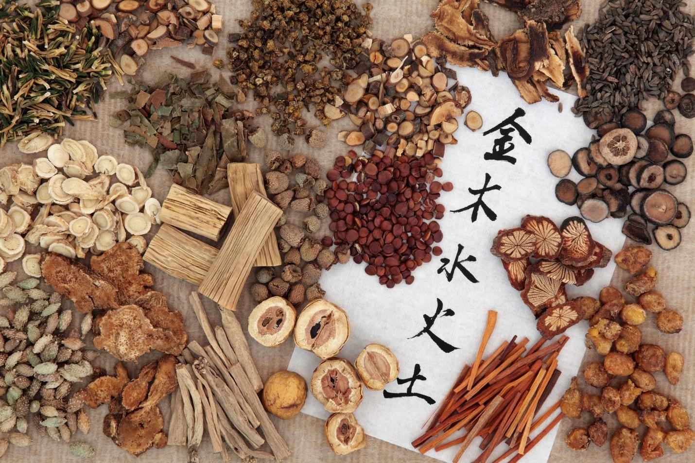 צמחי מרפא ופורמולות סיניות