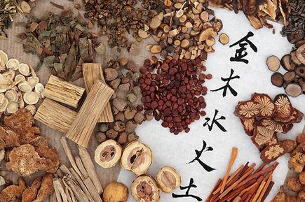 צמחי מרפא סיניים, צמחי מרפא