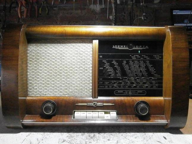 La radio de onda corta
