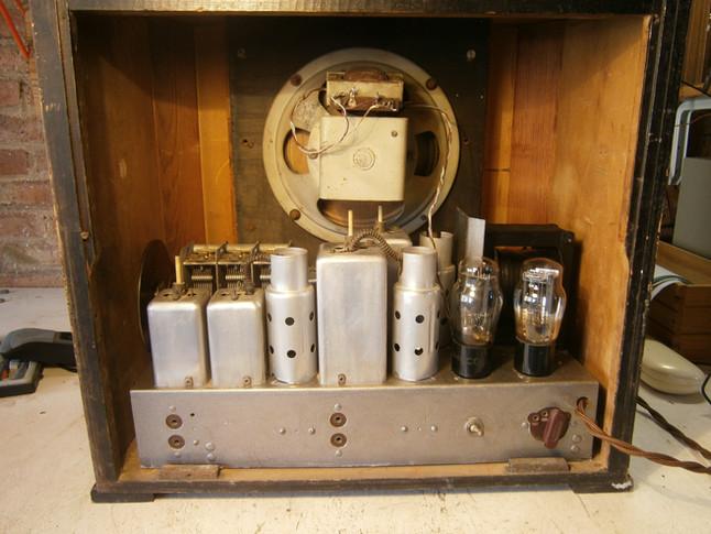 Radios de los años 30