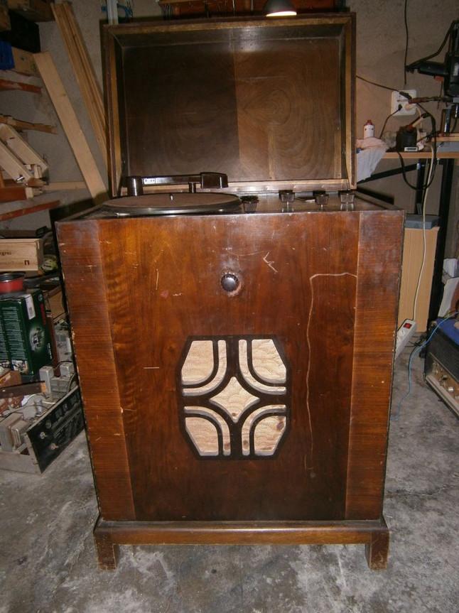 Radiogramola: el equipo de música de antaño