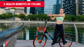 3 Health Benefits Of Cycling You Didn't Know About 😍😍😍