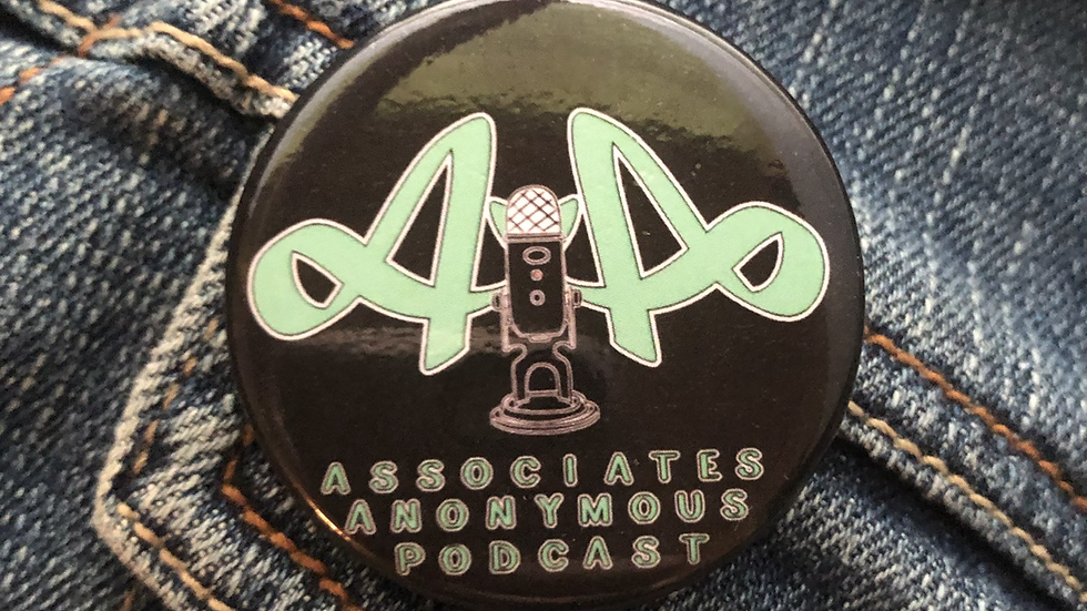 Associates Anonymous Button
