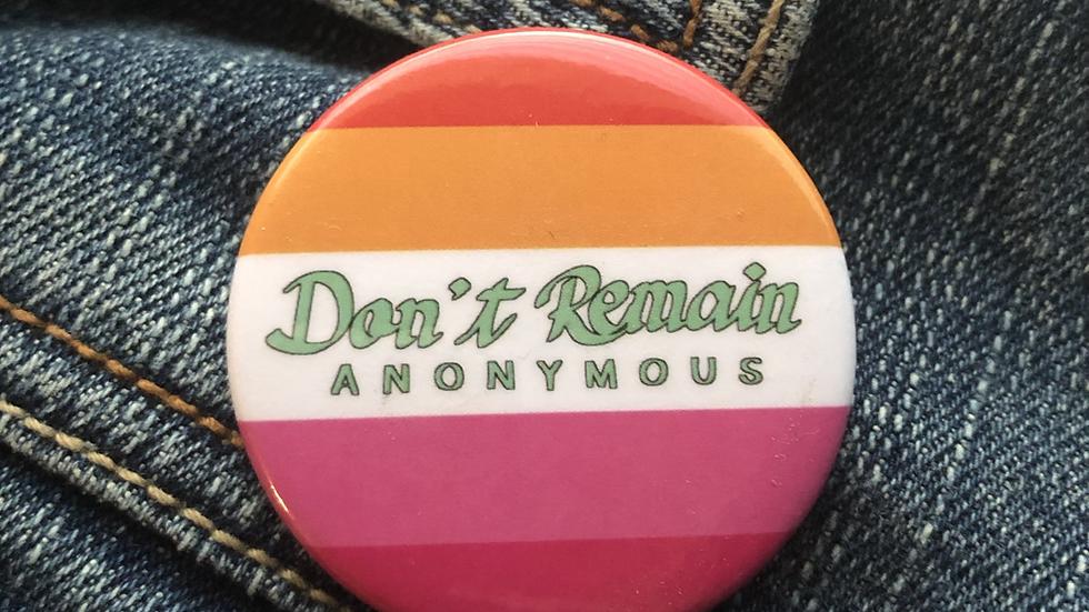 Lesbian Pride Button