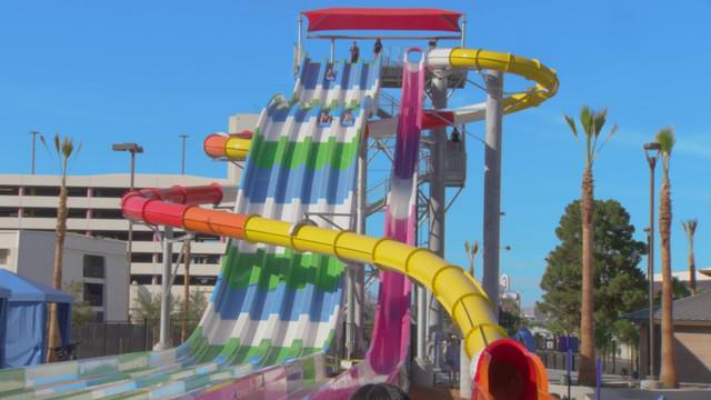 Circus Circus - Splash Zone Slide