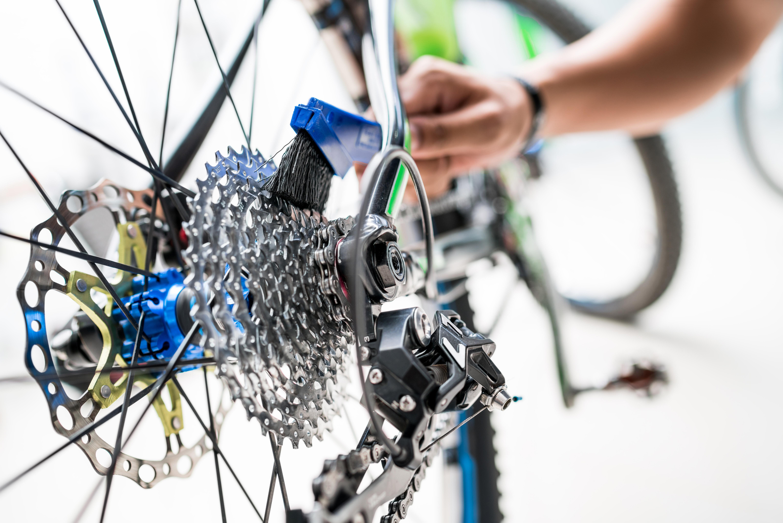 Fix Your Bike Voucher Service - Bicycle