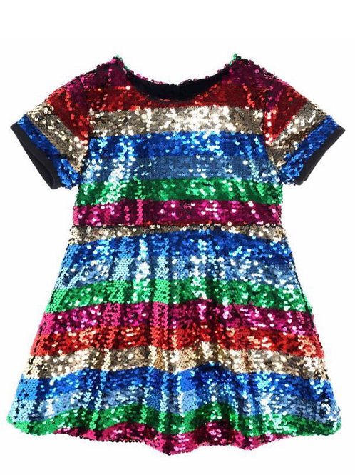 Holiday Sparkle Dress