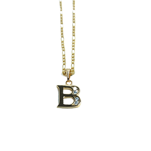 Bold Initial