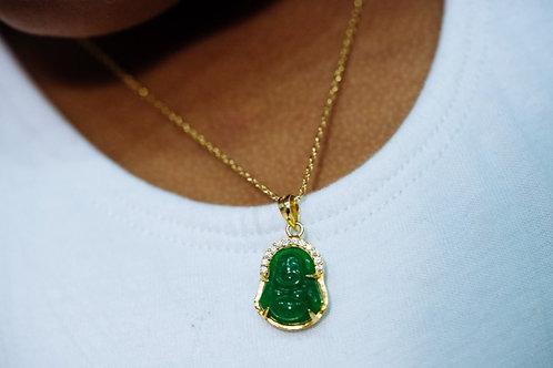 Gold Micro Buddha