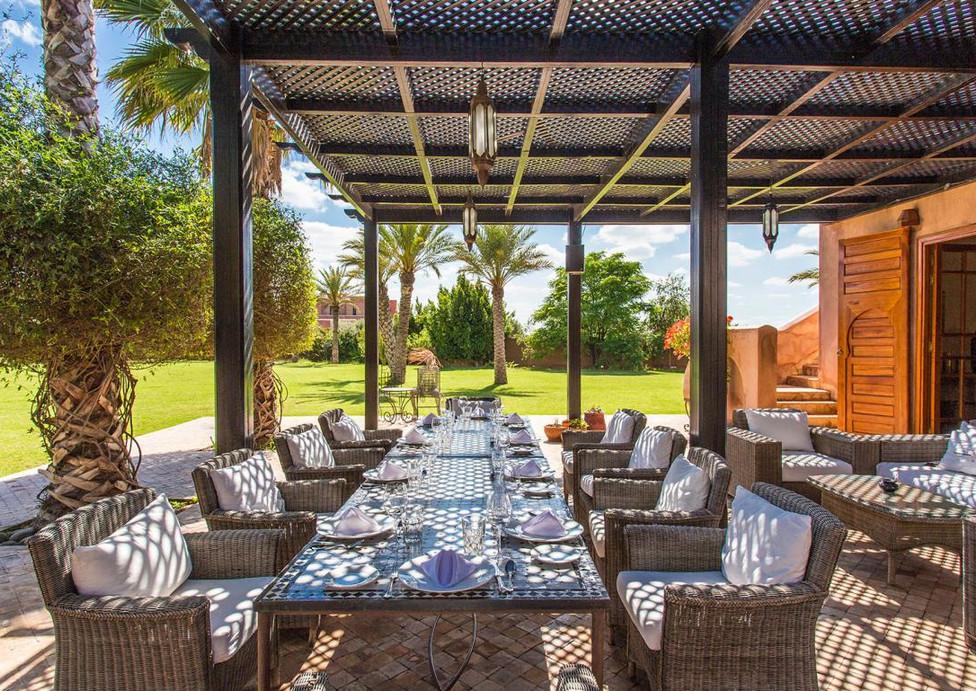 Villa Warda Marrakech 1