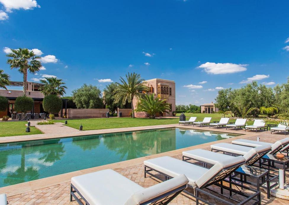 Villa Warda Marrakech 4