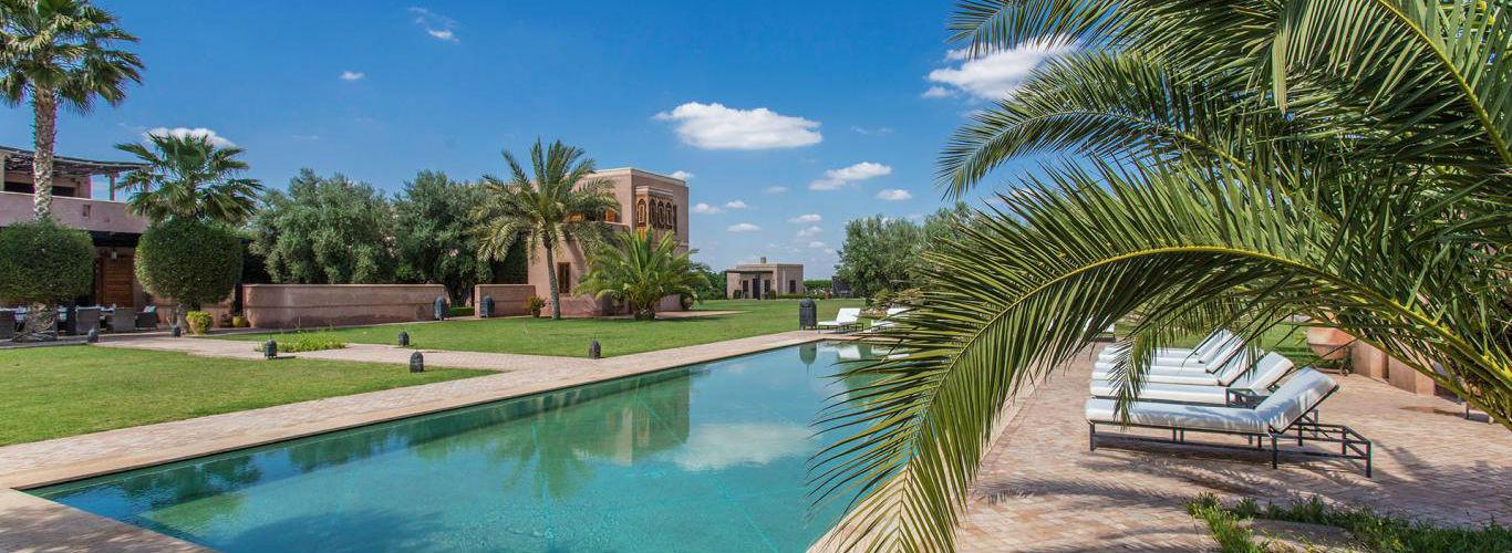 Villa Warda Marrakech 3