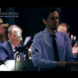 """Ver llover"" Juan Andrés Ospina Big band, live at Dizzy's (Lincoln Center, New York)"