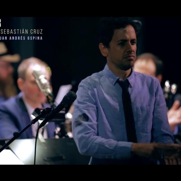 """Ver llover"" Juan Andrés Ospina Big band, live at Dizzy's (Lincoln Center, New York)"