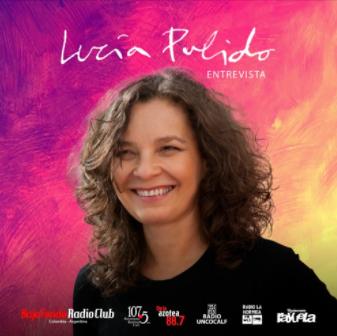 LUCÍA PULIDO interview BAJO FONDO RADIO CLUB