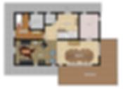 Button to enlarge floor plan (Ground Floor) of Chalet Alpage in St Martin de Belleville