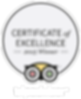 Certificate of Excellence Mountain Lodge Adventures | Trip Advisor 3 Valleys | Best Independent Chalet Company | Number 1 private chalet France | Best owner operated ski chalet 3 Valleys