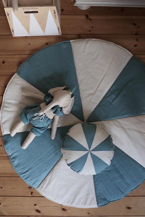 """""""Blue Circus"""" children's mat"""
