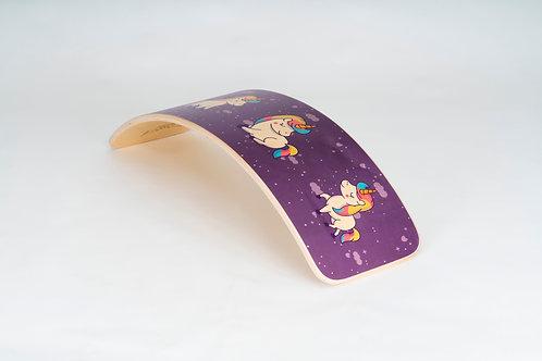Extra Large Wooden Balance Board Unicorn