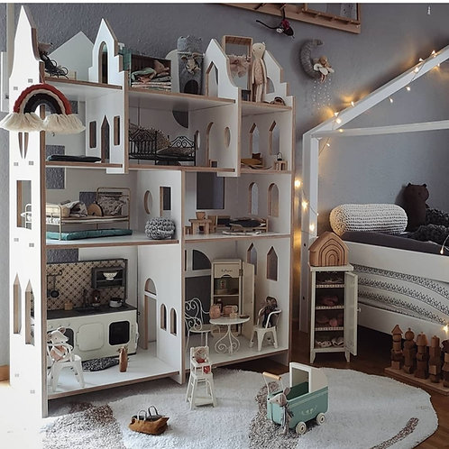 The Screen – dollhouse 4 in 1