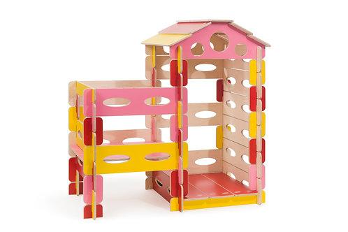 BUILD & PLAY MONTESSORI PLAYHOUSE