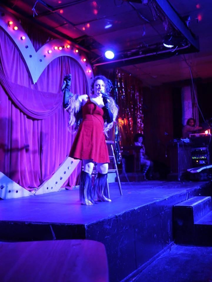 Carnesky's Cabaret