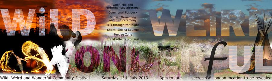 Wild Weird and Wonderful Festival