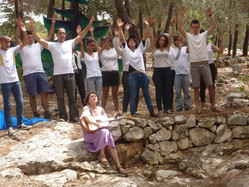Sha'ar La'Adam and Project TEN