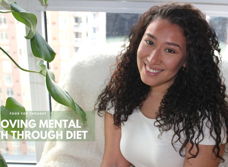 Food For Thought: How Our Diet Can Affect Our Mental Health