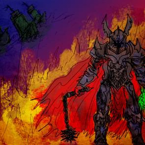 La llegada de los Orgon