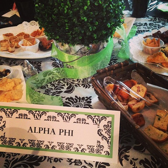 Instagram - Indianapolis Panhellenic Alumnae Tasters Luncheon #indy #alphaphi