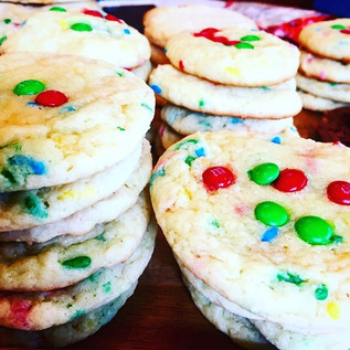 So many holiday cookies for area collegiate chapters.