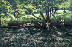 Otter Hunt
