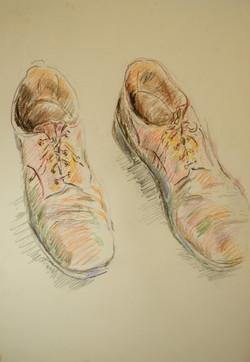 Artist's Boots