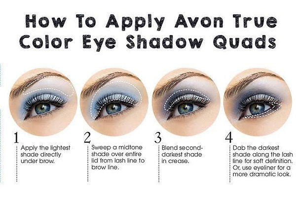 How-to-apply-Avon-true-colour-eyeshadow-