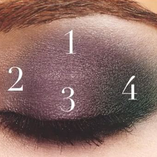 How to apply each type of eye make up