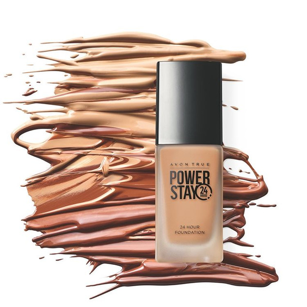 Avon True 24 Hour Power Stay Foundation